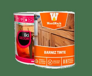 Barnices para madera