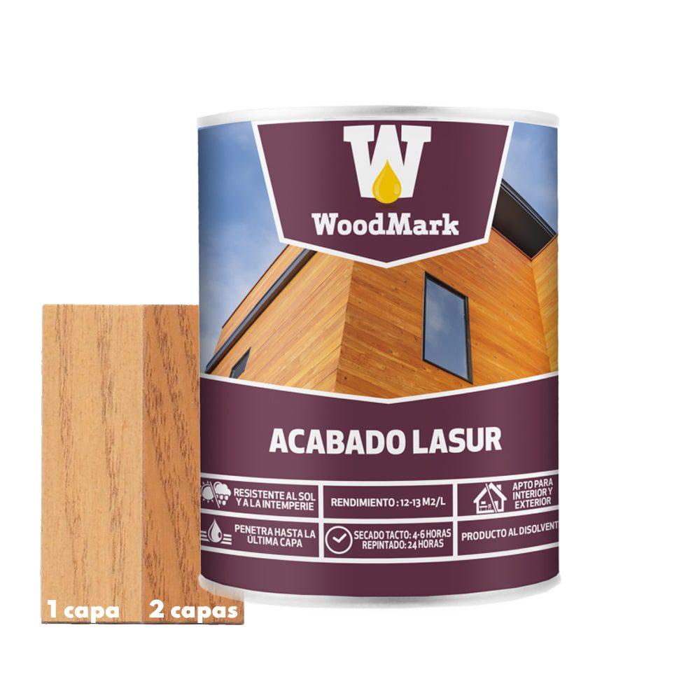 Lasur color pino Woodmark de acabado mate 1 | Potspintura.com