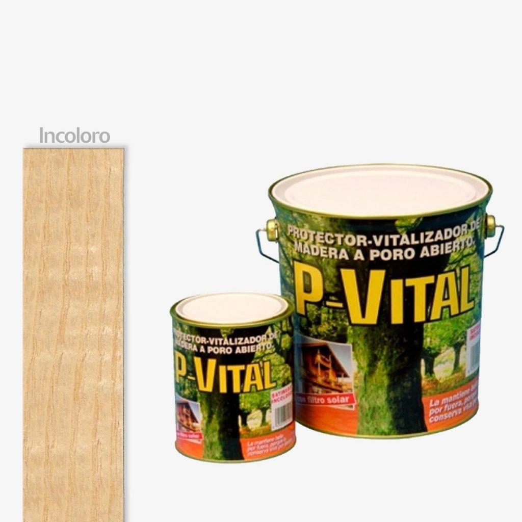 Protector para madera mate incoloro P-Vital de Banaka 1 | Potspintura.com