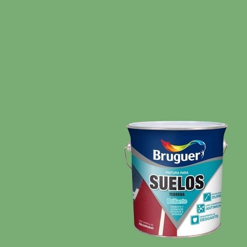 Terrena de Bruguer - Verde 1 | Potspintura.com