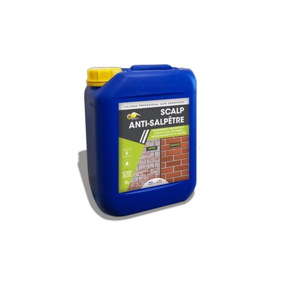 Imprimación hidrofugante antisalitre Scalp al agua incolora 1   Potspintura.com