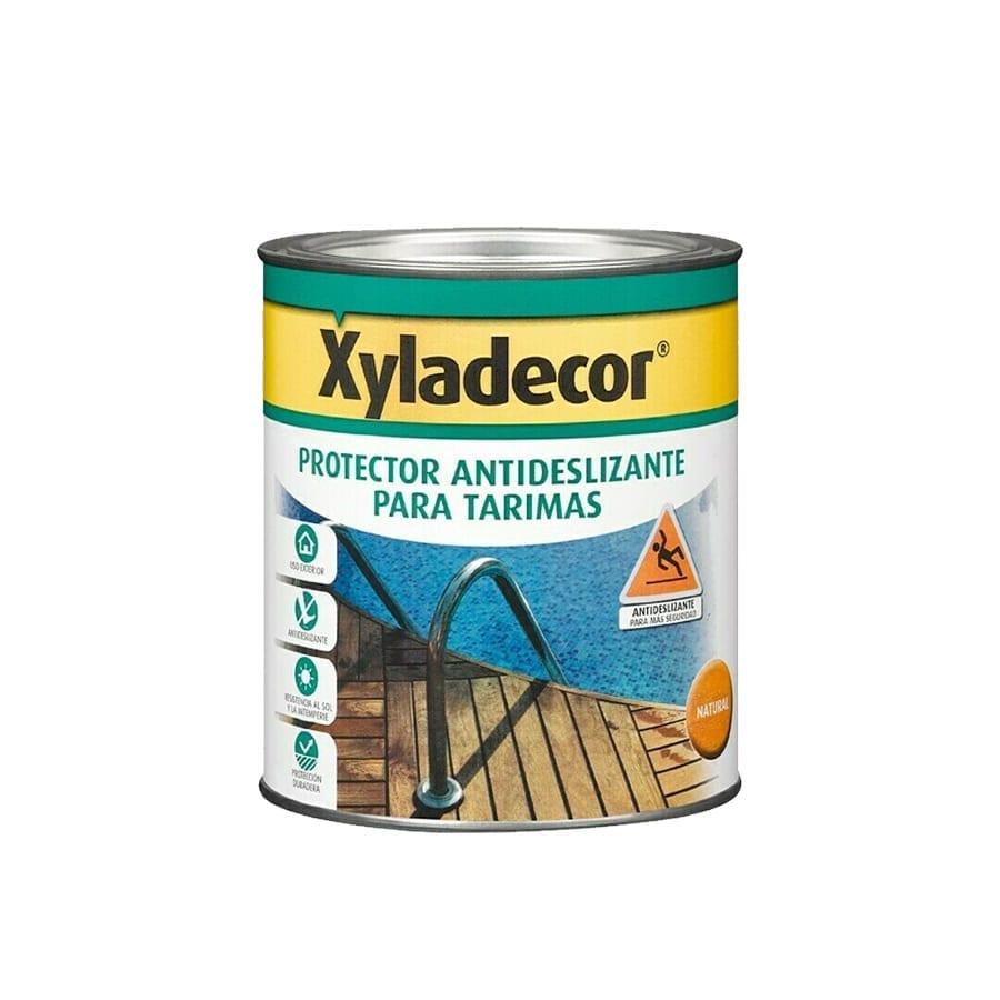 Protector antideslizante para tarimas Xyladecor natural satinado 1 | Potspintura.com